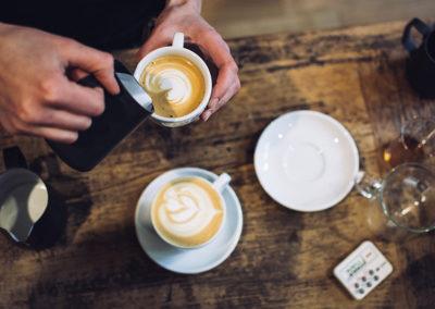 Egy kis kávészünet - Bárkaétterem